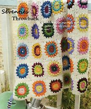 Aran Throw Crochet Blanket Pattern 99p