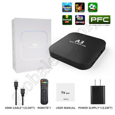 A3 2019 IPTV Brazil TV Box HTV-A2 Latest Upgrade IPTV 6 8 Brasil Live tv 3d 4k