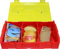 Brotdose Kinder Lunchbox Brotbox Butterbrotdose Frühstücksbox Trennwände l-boxx