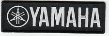 YAMAHA EMBROIDERED PATCH