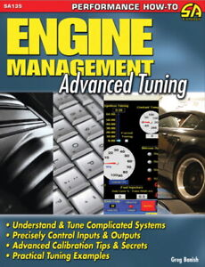 Engine Management Advanced Tuning - Book SA135