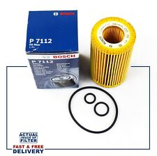 GENUINE BOSCH OIL FILTER FOR MERCEDES BENZ P7112 F 026 407 112 *FAST DELIVERY*