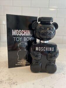 Moschino Toy Boy 3.4oz Men's Eau de Parfum Used
