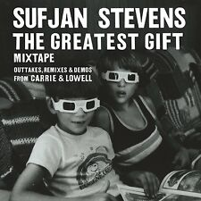SUFJAN STEVENS -THE GREATEST GIFT (Translucent yellow LP Vinyl) sealed