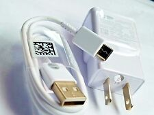 2x Pack OEM Samsung Galaxy S10/9/8 NOTE LG Adapter+Type-C USB Cable Wall Charger