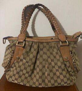 Gucci Guccissima Bag Shoulderbag large