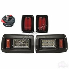 Golf Cart RHOX Super Saver Adjustable Light Kit, LED, for Club Car DS 93+