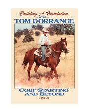 Colt Starting and Beyond  Building a Foundation with Tom Dorrance - DVD - NEW