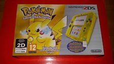 Console Nintendo 2DS Pokemon Giallo Edition – N2DS 2 DS PAL ITA new