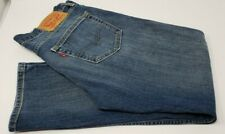 Levis 511 Men's Denim Blue Slim Fit Jeans 34 by 30 in (actual 34 by 28 in)