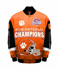 Clemson Tigers 2016 NCAA National Football Championship Jacket - Adult Small