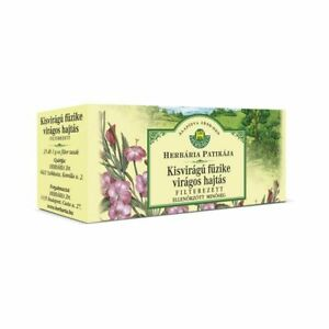 Smallflower Willowherb Epilobium Parviflorum Natural Premium Tea 25 Teabags