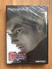 TEKKEN Tag Tournament PS2 (PlayStation 2, 1999) Japan / Japanese Import SEALED!