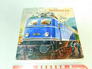 BT672-0,5# Märklin Katalog 1960/61 F bfrs mit Gutschein/ Preisliste, französisch