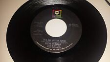 "EDDIE HOLMAN Hey There Lonely Girl / It's All In The Game ABC 11240 45 7"" VINYL"