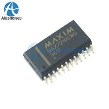 10PCS MAXIM MAX7219CWG MAX7219 SOP-24 LED Display Driver IC 8DIG 24SOIC