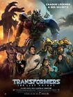 Affiche Pliée 40x60cm TRANSFORMERS 5 : The Last Knight (2017) NEUVE
