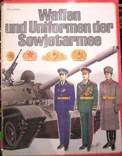 Waffen und Uniformen der Sowjetarmee --  Heyne Bildpaperback 1975 -66 Seiten
