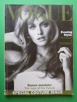 VOGUE Italia Settembre 1995 September ALTA MODA 541 AMBER VALLETTA MADONNA 9/95