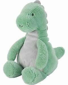 NWT Carters Green Grey White Plush Dinosaur Dino Stuffed Animal Baby Toy 67603