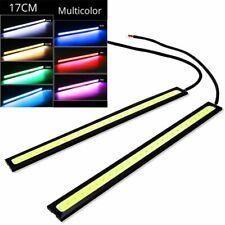 Car LED Light Auto Lighting Strip Waterproof RGB Bar COB Chip Lamp Decor Styling