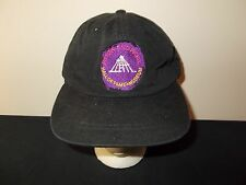 VTG-1990s Rock And Roll Hall of Fame Museum Cleveland Ohio snapback hat sku25