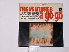 THE VENTURES A GO-GO - DOLTON BST 8037 - STEREO