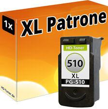 XL pg-510 tinta cartuchos para Canon PIXMA mp240 mx320 mx330 ip2700 mp260