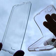 Custodia in silicone tpu invisibile cover per Vodafone Smart Ultra 6 VF 995