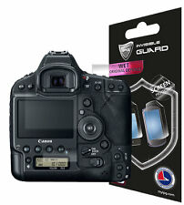 IPG Canon EOS 1DX MARK 2 (3 UNITS SET) Screen Protector Protection Skin Invisibl