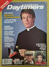 Daytimers Real Life Magazine May 1983 Thornbird Richard Chamberlain Near Mint