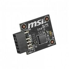 More details for msi tpm 2.0 module spi (ms-4462) windows 11 ready next day 🚚