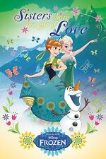 Poster FROZEN FEVER (Die Eiskönigin Party-Fieber) - Sisters Share The Gift 58493