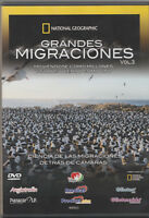 National Geographic: Grandes Migraciones V. 3 (DVD) + Multiple promotions