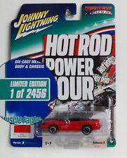 "Johnny Lightning Hot Rod Power! 1996 Chevrolet Camaro Z28 1/64 ""Limited Edition"""