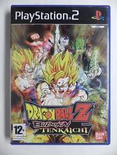 COMPLET jeu DRAGON BALL Z BUDOKAI TENKAICHI sur playstation 2 PS2 francais TBE