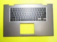 OEM Dell Inspiron 5568 Palmrest No Touchpad US Backlit Keyboard AVAA01- 0HTJC