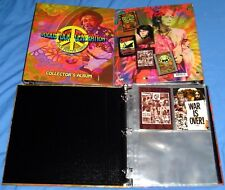 Breygent Woodstock Generation 49 Rock Poster Set & Binder with Pages and Promos