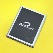 AceSoft 4440mAh Extended Slim Battery for AT&T Samsung Galaxy S3 III I9300 I747