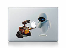 "1x Wall E Eve Apple Macbook Air/Pro/Retina 13/15/17"" Vinyl Sticker Skin Decal"