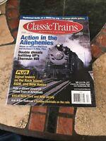 Classic Trains Magazine Railroad 2008 Actionin The Alleghenies