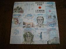 33 tours john lennon plastic ono band shaved fish