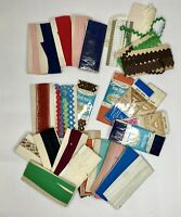 VTG Sewing Notions Rick Rack Trims Bias Tape Finishes Ric Rac