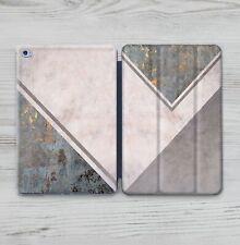 Geometric iPad Pro 10.2 9.7 Smart Cover Marble iPad 12.9 Case iPad Mini 2 3 Skin