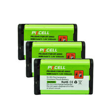 3 Cordless Phone Battery for Uniden BT-0003 BT0003 CLX465 HHRP107 KX6073 PKCELL