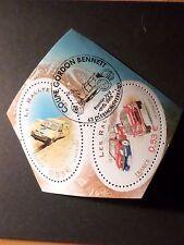 FRANCE 2005, timbres 3798 3799 GORDON BENNETT oblitéré 1° JOUR, SPORT FDC stamp