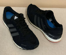 Adidas Adizero Adios Boost Mens Running Shoes 606001  Size 9 US Black Color