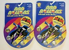 LOT OF 2 SPECTRA STAR RAD ROLLERS BATMAN COLLECTION 1990 NIP