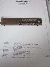 Archiv des Rundfunkmuseums 06 Telefunken Jubilate 401, 1971