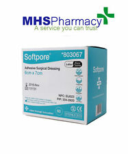Softpore Adhesive Surgical Dressing - Water Repelant -  Sterile Single Use